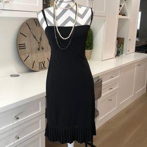 BLACK BCBG DATE NIGHT DRESS!